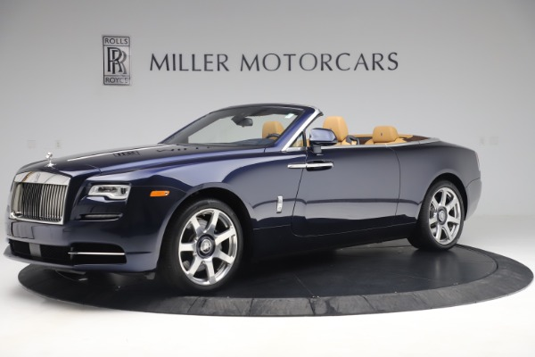 Used 2017 Rolls-Royce Dawn for sale Sold at Bugatti of Greenwich in Greenwich CT 06830 3