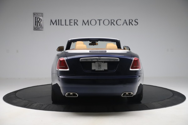 Used 2017 Rolls-Royce Dawn for sale Sold at Bugatti of Greenwich in Greenwich CT 06830 7