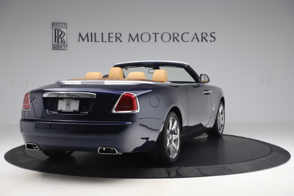 Used 2017 Rolls-Royce Dawn for sale Sold at Bugatti of Greenwich in Greenwich CT 06830 8