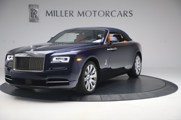 Used 2017 Rolls-Royce Dawn for sale Sold at Bugatti of Greenwich in Greenwich CT 06830 11