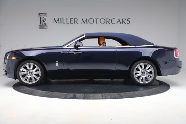 Used 2017 Rolls-Royce Dawn for sale $249,900 at Bugatti of Greenwich in Greenwich CT 06830 12