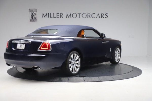 Used 2017 Rolls-Royce Dawn for sale Sold at Bugatti of Greenwich in Greenwich CT 06830 15