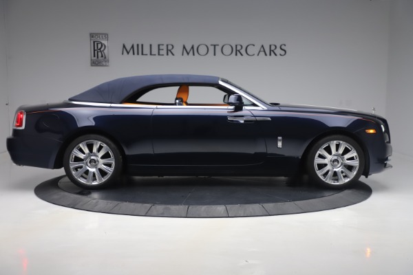 Used 2017 Rolls-Royce Dawn for sale Sold at Bugatti of Greenwich in Greenwich CT 06830 16