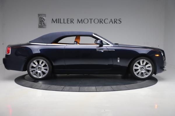Used 2017 Rolls-Royce Dawn for sale $249,900 at Bugatti of Greenwich in Greenwich CT 06830 16