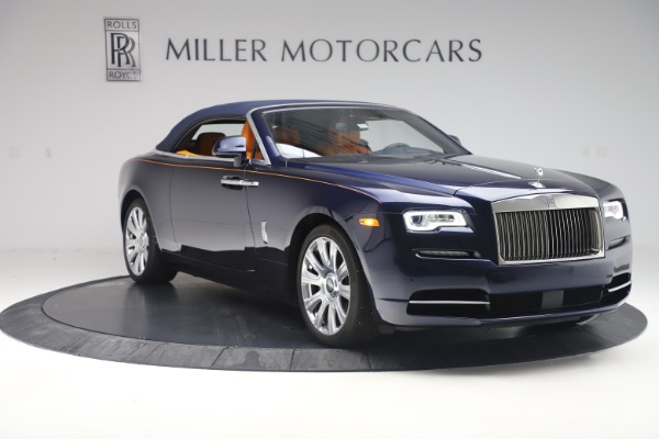 Used 2017 Rolls-Royce Dawn for sale Sold at Bugatti of Greenwich in Greenwich CT 06830 17