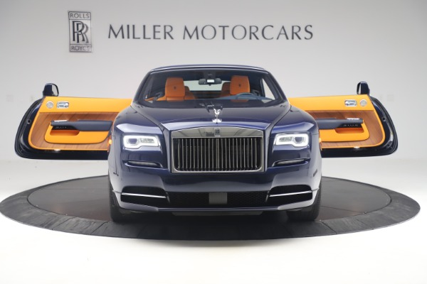 Used 2017 Rolls-Royce Dawn for sale Sold at Bugatti of Greenwich in Greenwich CT 06830 18