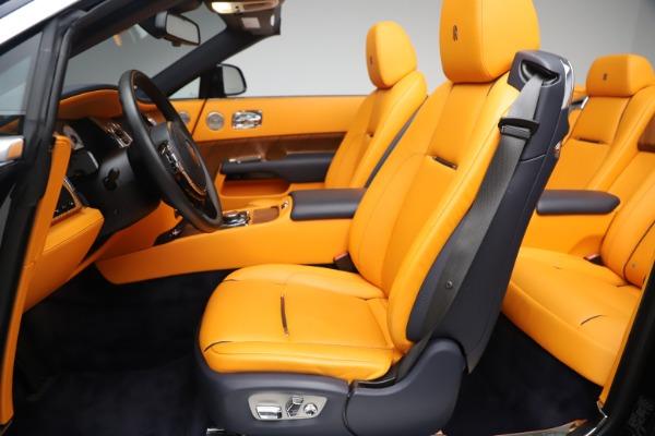 Used 2017 Rolls-Royce Dawn for sale $249,900 at Bugatti of Greenwich in Greenwich CT 06830 19