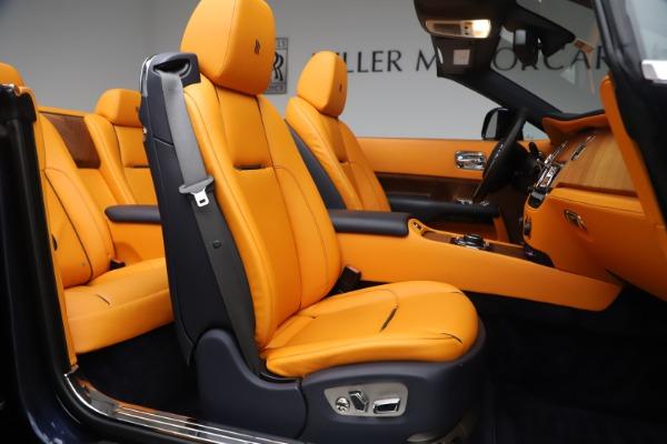 Used 2017 Rolls-Royce Dawn for sale $249,900 at Bugatti of Greenwich in Greenwich CT 06830 20