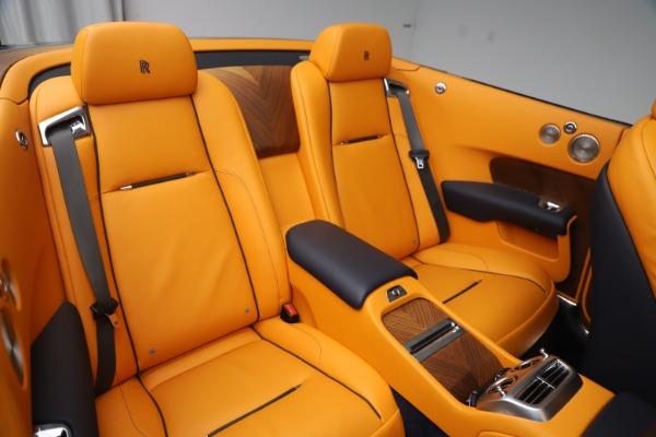 Used 2017 Rolls-Royce Dawn for sale $249,900 at Bugatti of Greenwich in Greenwich CT 06830 22