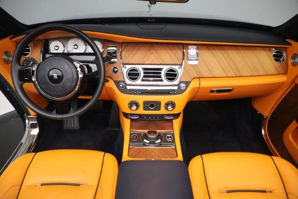 Used 2017 Rolls-Royce Dawn for sale $249,900 at Bugatti of Greenwich in Greenwich CT 06830 24