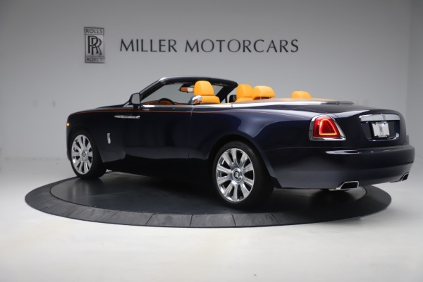 Used 2017 Rolls-Royce Dawn for sale Sold at Bugatti of Greenwich in Greenwich CT 06830 4