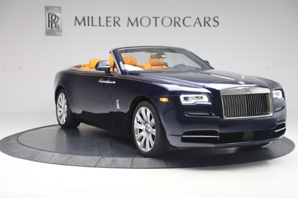 Used 2017 Rolls-Royce Dawn for sale $249,900 at Bugatti of Greenwich in Greenwich CT 06830 8