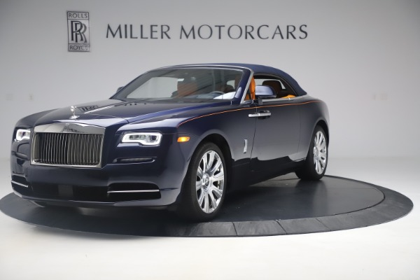 Used 2017 Rolls-Royce Dawn for sale Sold at Bugatti of Greenwich in Greenwich CT 06830 9
