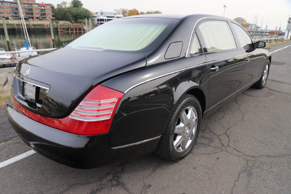 Used 2009 Maybach 62 for sale Sold at Bugatti of Greenwich in Greenwich CT 06830 10