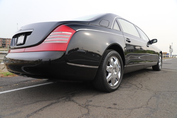 Used 2009 Maybach 62 for sale Sold at Bugatti of Greenwich in Greenwich CT 06830 11