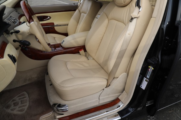 Used 2009 Maybach 62 for sale Sold at Bugatti of Greenwich in Greenwich CT 06830 15