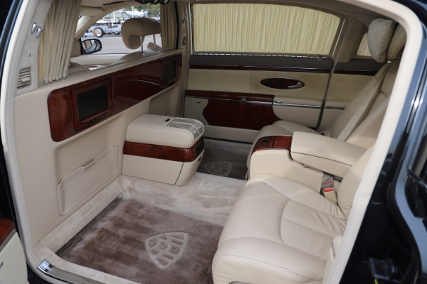 Used 2009 Maybach 62 for sale Sold at Bugatti of Greenwich in Greenwich CT 06830 18