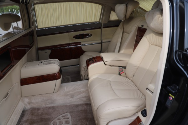 Used 2009 Maybach 62 for sale Sold at Bugatti of Greenwich in Greenwich CT 06830 19