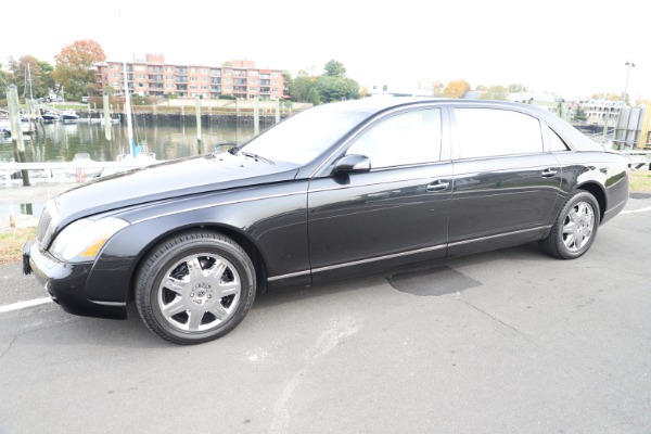 Used 2009 Maybach 62 for sale Sold at Bugatti of Greenwich in Greenwich CT 06830 2
