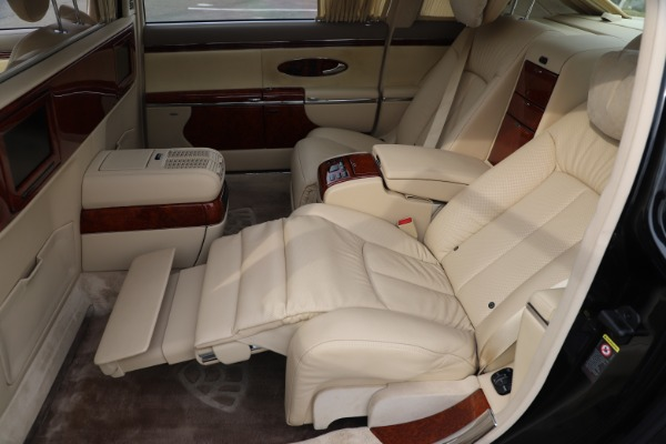 Used 2009 Maybach 62 for sale Sold at Bugatti of Greenwich in Greenwich CT 06830 20