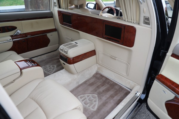 Used 2009 Maybach 62 for sale Sold at Bugatti of Greenwich in Greenwich CT 06830 23