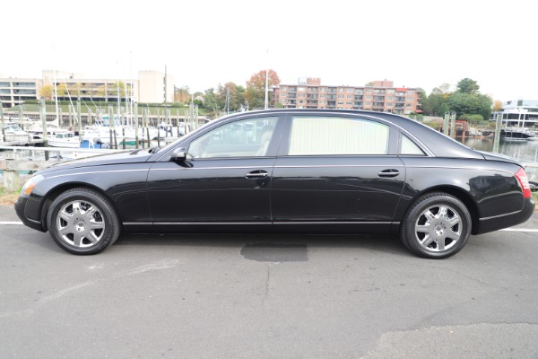 Used 2009 Maybach 62 for sale Sold at Bugatti of Greenwich in Greenwich CT 06830 3