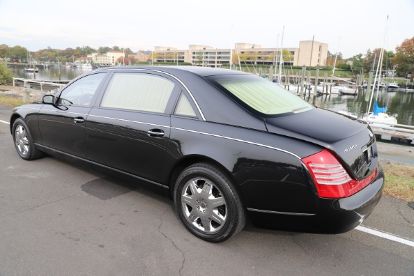 Used 2009 Maybach 62 for sale Sold at Bugatti of Greenwich in Greenwich CT 06830 4