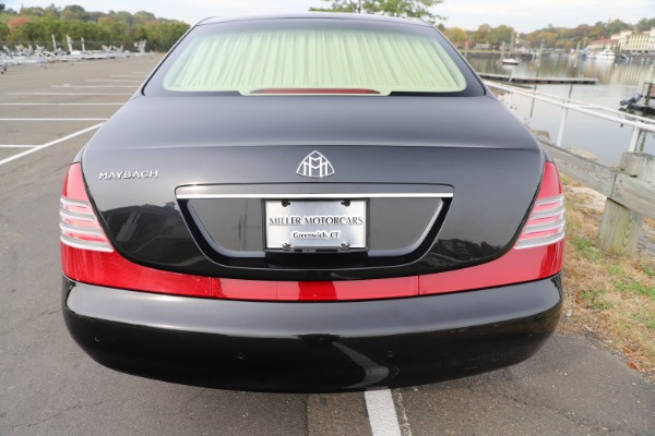 Used 2009 Maybach 62 for sale Sold at Bugatti of Greenwich in Greenwich CT 06830 5