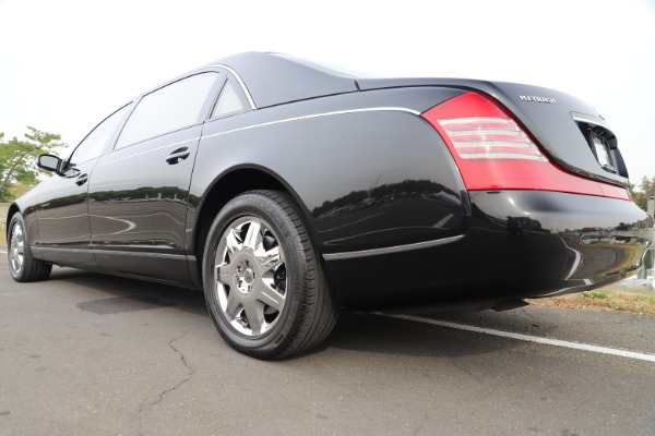 Used 2009 Maybach 62 for sale Sold at Bugatti of Greenwich in Greenwich CT 06830 6
