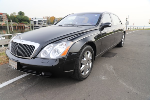 Used 2009 Maybach 62 for sale Sold at Bugatti of Greenwich in Greenwich CT 06830 7