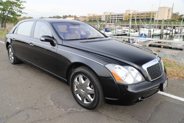Used 2009 Maybach 62 for sale Sold at Bugatti of Greenwich in Greenwich CT 06830 8