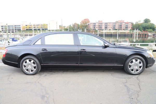 Used 2009 Maybach 62 for sale Sold at Bugatti of Greenwich in Greenwich CT 06830 9