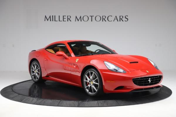 Used 2013 Ferrari California 30 for sale Sold at Bugatti of Greenwich in Greenwich CT 06830 18