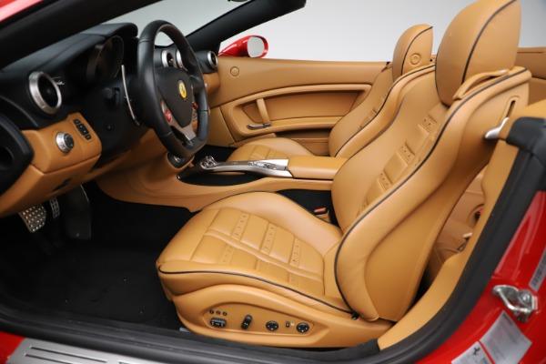 Used 2013 Ferrari California 30 for sale Sold at Bugatti of Greenwich in Greenwich CT 06830 20
