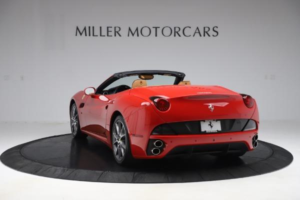 Used 2013 Ferrari California 30 for sale Sold at Bugatti of Greenwich in Greenwich CT 06830 5