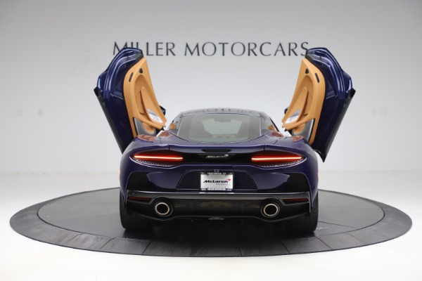 New 2020 McLaren GT Luxe for sale Sold at Bugatti of Greenwich in Greenwich CT 06830 12