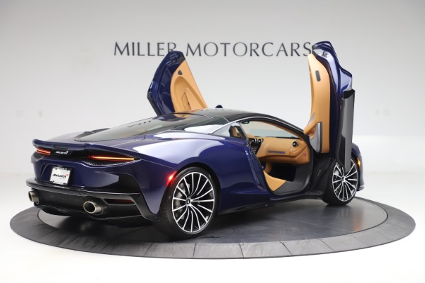 New 2020 McLaren GT Luxe for sale Sold at Bugatti of Greenwich in Greenwich CT 06830 13