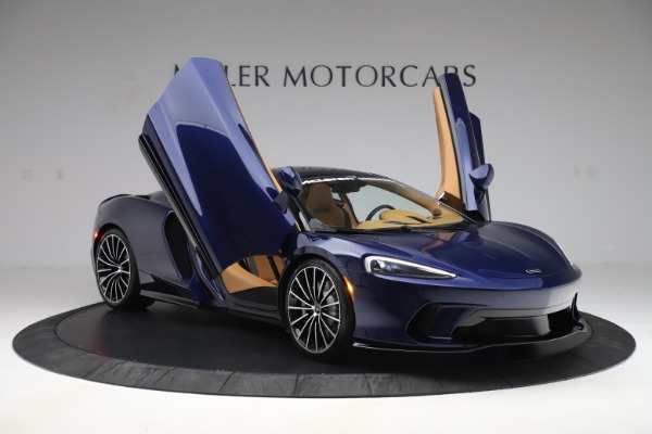 New 2020 McLaren GT Luxe for sale Sold at Bugatti of Greenwich in Greenwich CT 06830 14