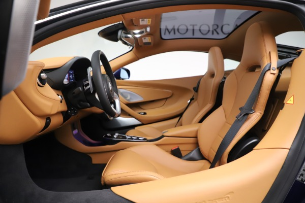 New 2020 McLaren GT Luxe for sale Sold at Bugatti of Greenwich in Greenwich CT 06830 19