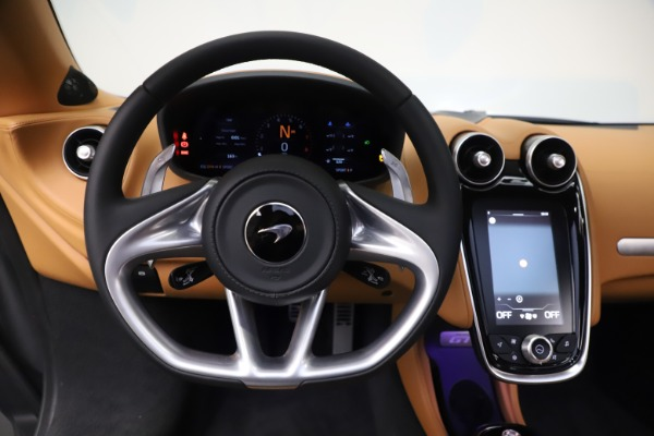 New 2020 McLaren GT Luxe for sale Sold at Bugatti of Greenwich in Greenwich CT 06830 24