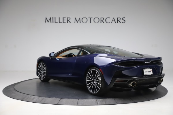 New 2020 McLaren GT Luxe for sale Sold at Bugatti of Greenwich in Greenwich CT 06830 3