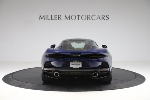 New 2020 McLaren GT Luxe for sale Sold at Bugatti of Greenwich in Greenwich CT 06830 4