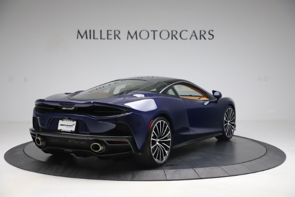New 2020 McLaren GT Luxe for sale Sold at Bugatti of Greenwich in Greenwich CT 06830 5