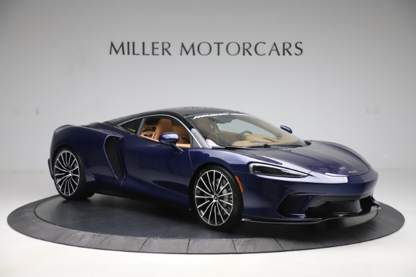 New 2020 McLaren GT Luxe for sale Sold at Bugatti of Greenwich in Greenwich CT 06830 7