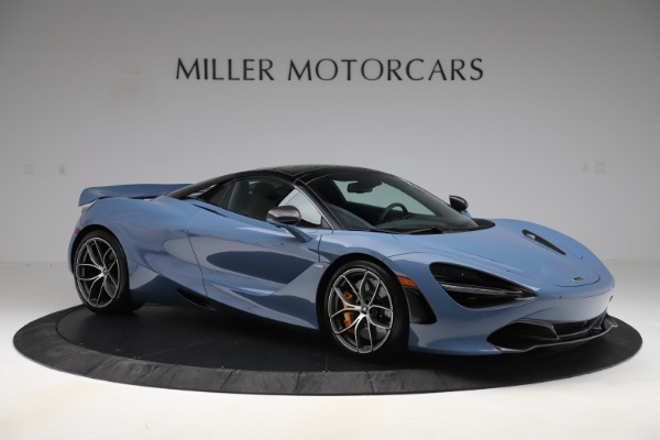 New 2020 McLaren 720S Spider Convertible for sale Sold at Bugatti of Greenwich in Greenwich CT 06830 22