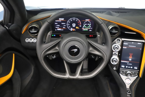 New 2020 McLaren 720S Spider Convertible for sale Sold at Bugatti of Greenwich in Greenwich CT 06830 28