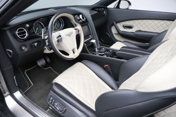 Used 2016 Bentley Continental GTC V8 S for sale $139,900 at Bugatti of Greenwich in Greenwich CT 06830 23