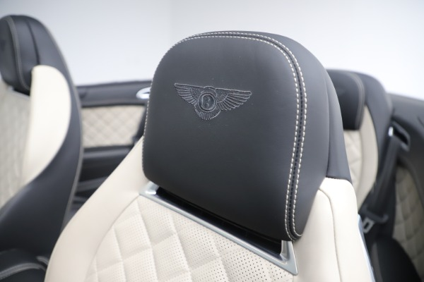 Used 2016 Bentley Continental GTC V8 S for sale $139,900 at Bugatti of Greenwich in Greenwich CT 06830 26