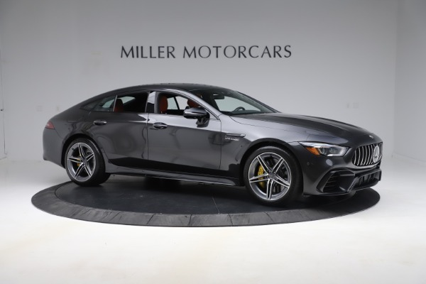 Used 2019 Mercedes-Benz AMG GT 63 S for sale Sold at Bugatti of Greenwich in Greenwich CT 06830 10