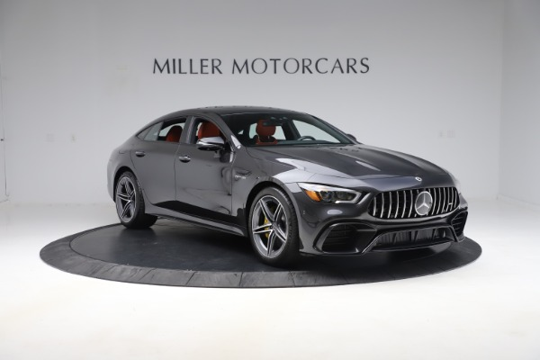 Used 2019 Mercedes-Benz AMG GT 63 S for sale Sold at Bugatti of Greenwich in Greenwich CT 06830 11